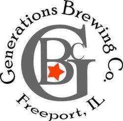 Generations Brewery Logo